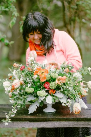 Love'n Fresh Flowers workshop photos